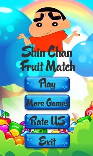 ShinChan Match Fruit Game 2018