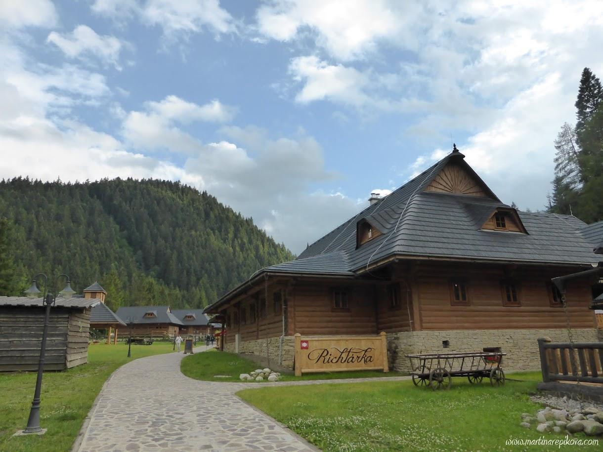 Salas U dobreho pastiera, Liptov, Slovakia