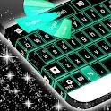 绿色霓虹灯键盘GO icon