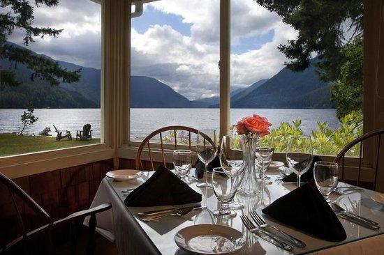Lake Crescent Lodge Restaurant