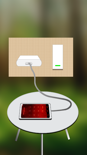 Anti Theft -Charger+Move Alarm