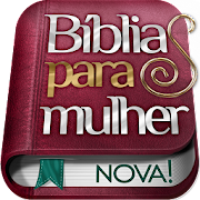 Bíblia Para Mulher - Feminina com Áudio MP3