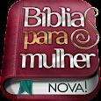 Bíblia Para Mulher - Feminina com Áudio MP3 apk