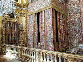 Photo: King's bed chamber