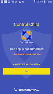 Control Child Parental Control - náhled