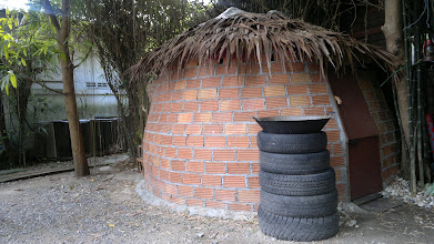 Photo: Eco toilet.