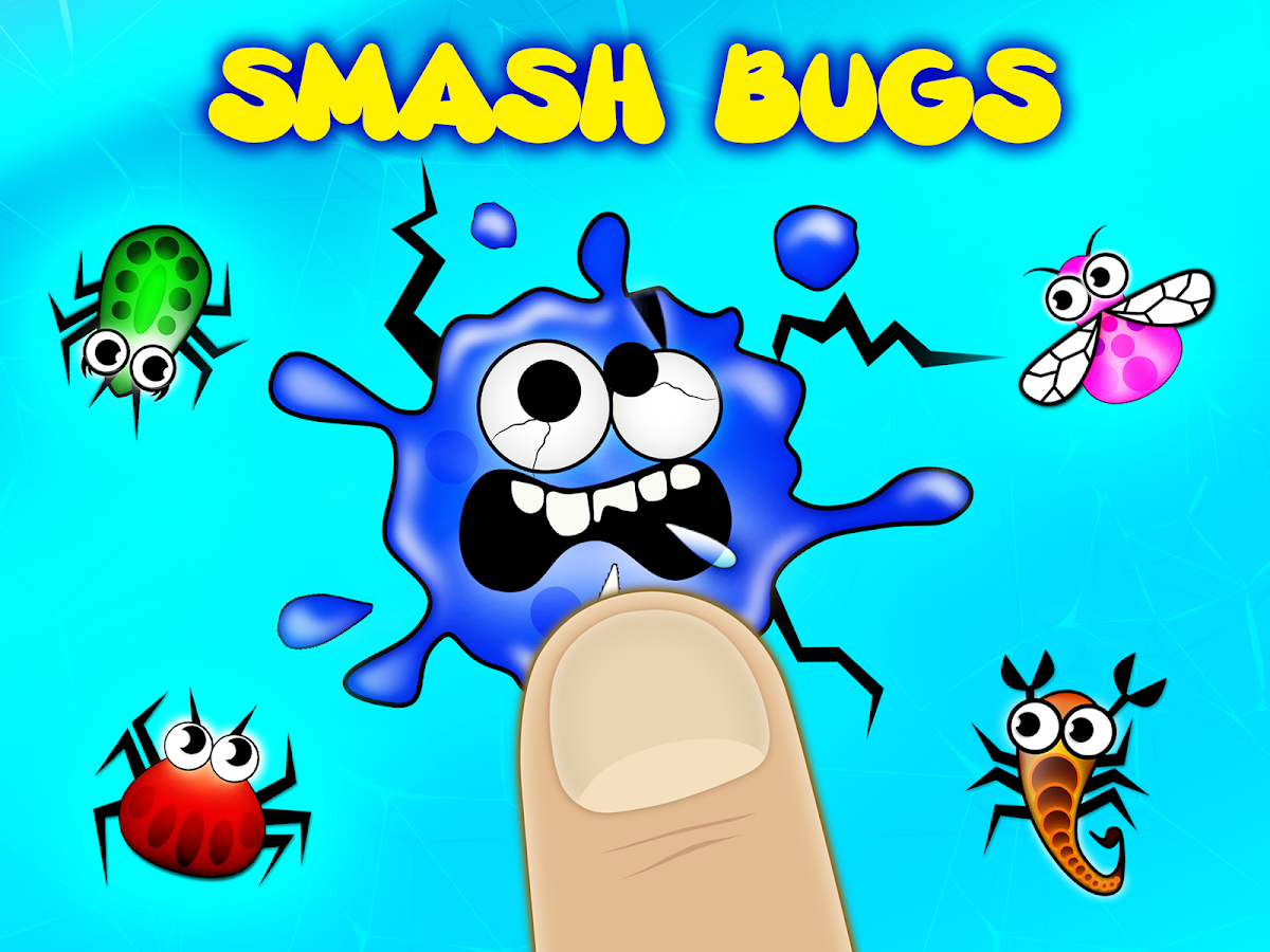 Smash Master - baby games- screenshot