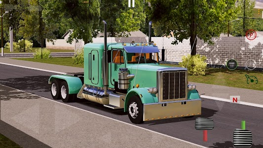 World Truck Driving Simulator 1,067