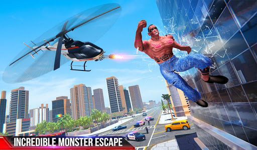 Incredible Monster: Superhero Prison Escape Games filehippodl screenshot 11