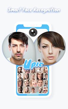 Upic Gender Transformation Face Changerのおすすめ画像1