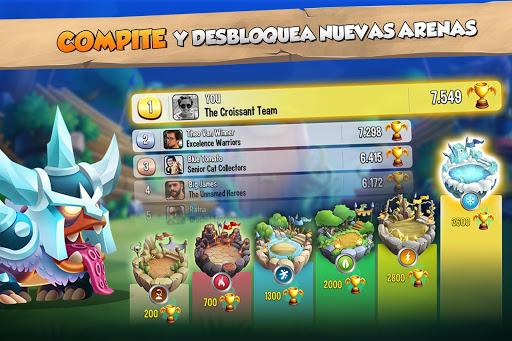 Dragon City: u00a1Lucha Con Tu Dragu00f3n, Cru00eda Huevos!  trampa 7