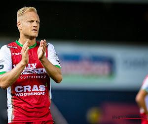 Olivier Deschacht, plus de 400 rencontres en Pro League, mais jamais plus d'une semaine de suspension