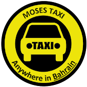 Moses Taxi in Bahrain