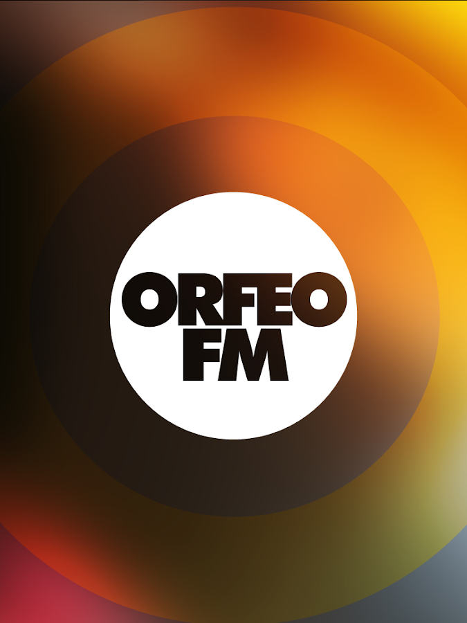 Orfeo FM- screenshot