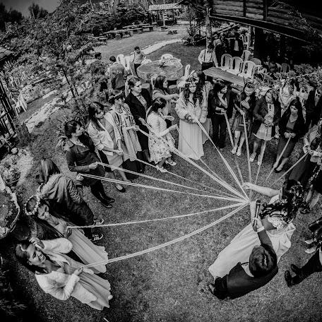 Fotógrafo de bodas Santiago Ospina (Santiagoospina). Foto del 19.01.2018