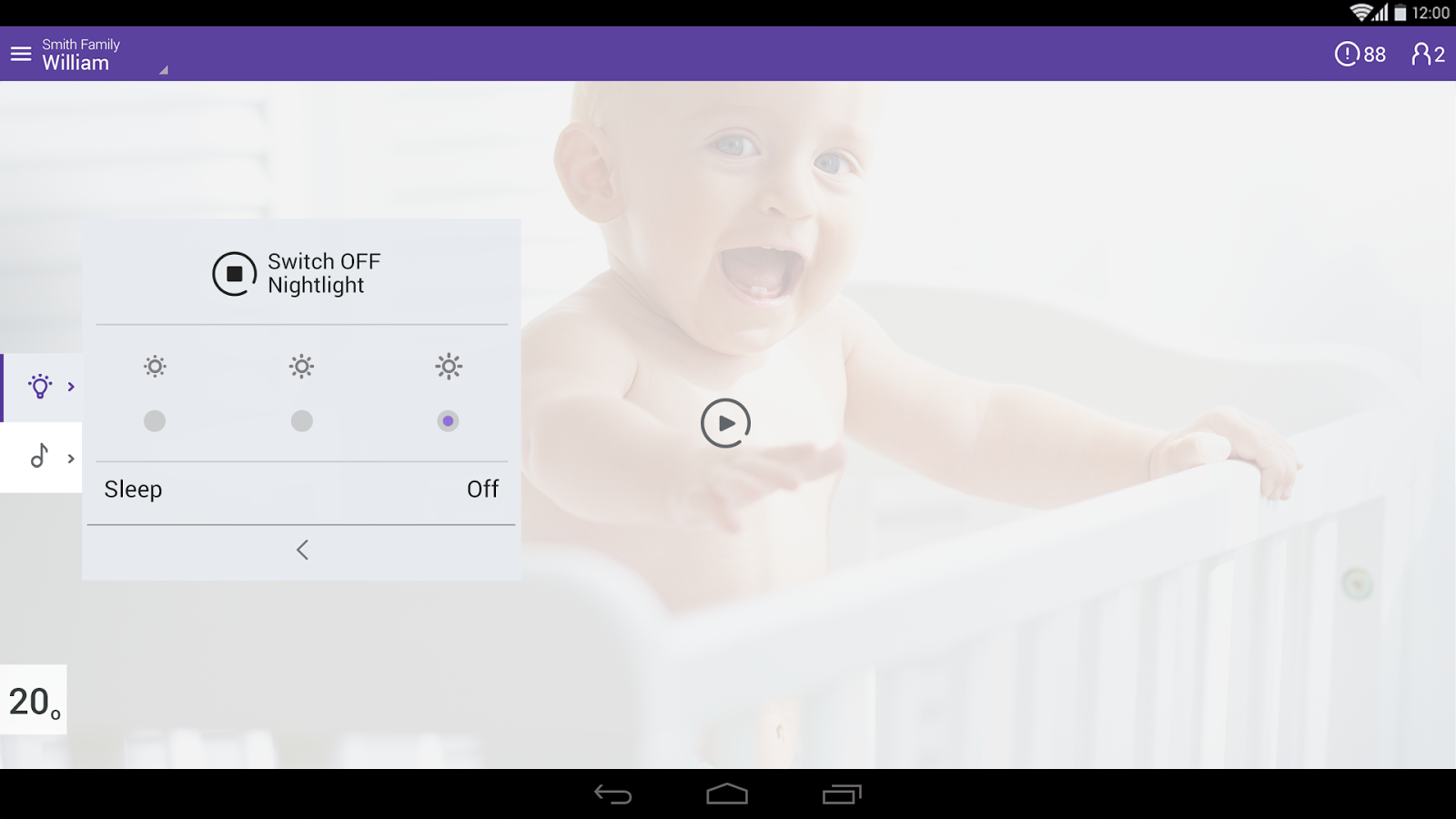 Evoz Smart Parenting- screenshot