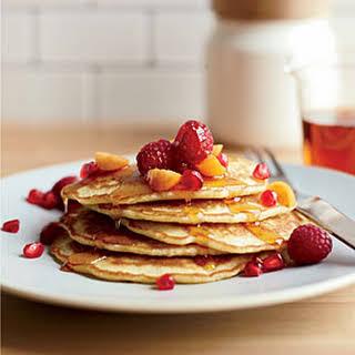 Flax-Coconut Pancakes.