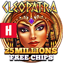 Casino Games - Cleopatra Slots icon