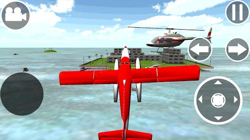 Sea Plane Flight Simulator 3D