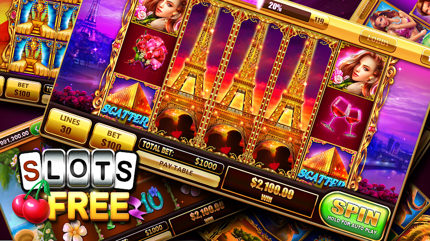 android Slots Free - Wild Win Casino Screenshot 4