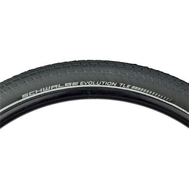 "Schwalbe Marathon Almotion Tire: 29 x 2.15"", Folding Bead, Evolution Line"