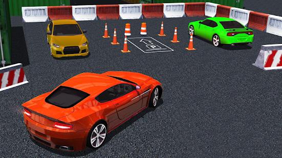 Hard Car Parking Driver - náhled