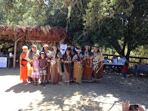 Photo: G9240264 Ohlone - u lokalnych Indian