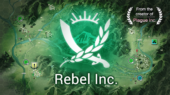 Rebel Inc. Mod 1.7.1 Apk [Unlocked] 1