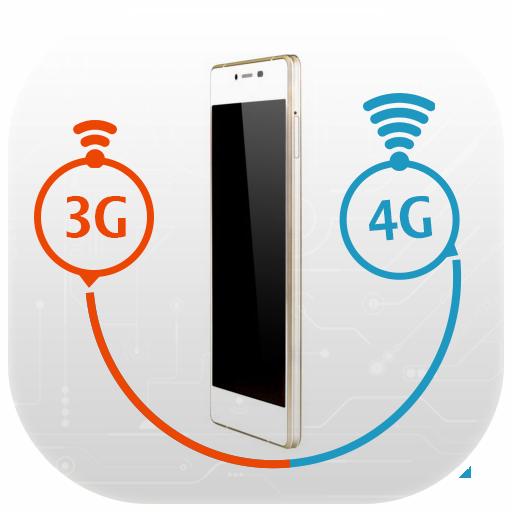 3G to 4G Converter:Prank