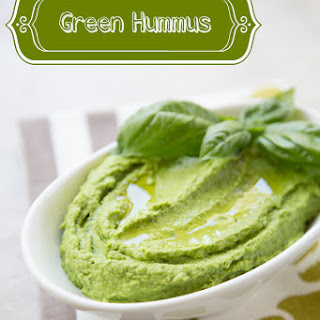 Green Pepper Hummus Recipes