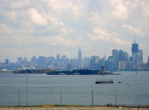 Photo: NYC and Lady Liberty