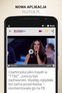 Plotek.pl Buzz - screenshot thumbnail