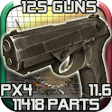 Gun Disassembly 2 icon