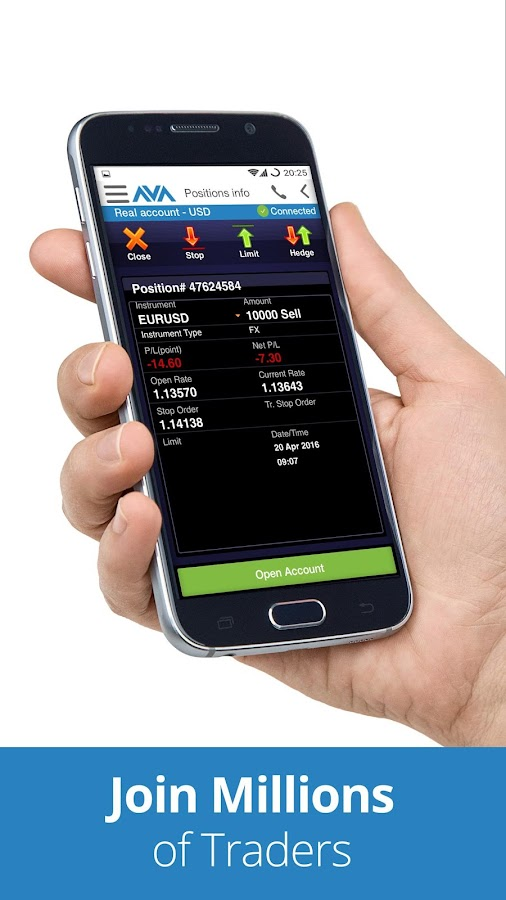 Forex trader android