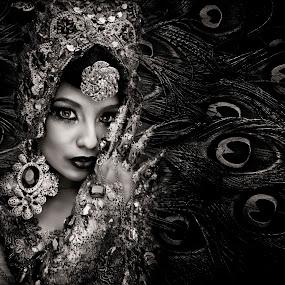 by Bobo Adi - People Portraits of Women
