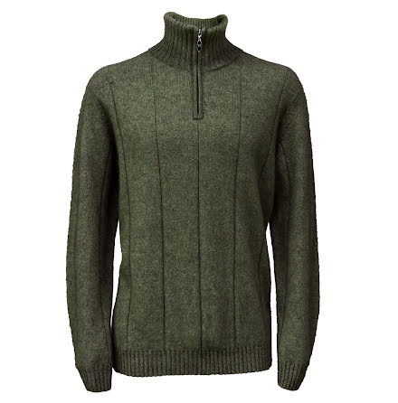 Noble Wilde Mens Javelin Zip Neck