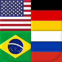 Flags of All Countries of the World: Guess-Quiz icon