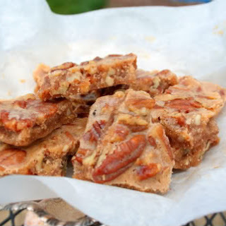 Spicy Chipotle Pecan Brittle (Low Carb)