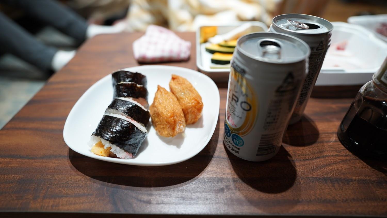 巻き寿司スナップ