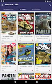 Pocketmags Magazine Newsstand Screenshot 8