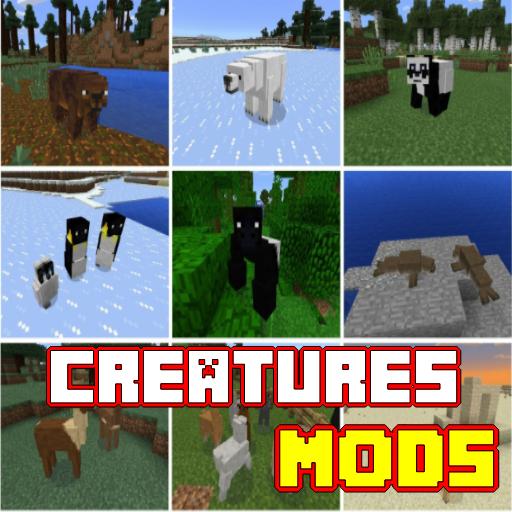 Creatures Mod MCPE
