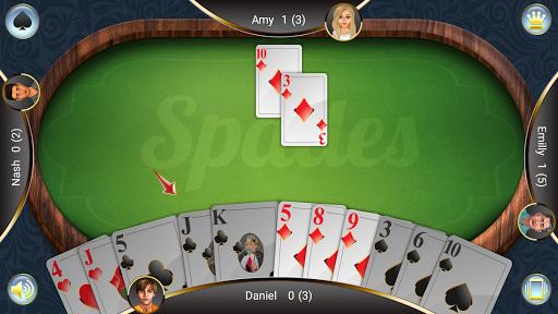 Spades: Card Game filehippodl screenshot 9