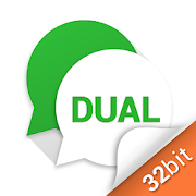 Dual Apps 32 Support
