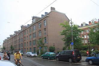Photo: Het 'Planciusblok' aan de Planciusstraat
