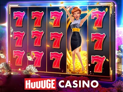 Slots - Huuuge Casino: Free Slot Machines Games- screenshot thumbnail
