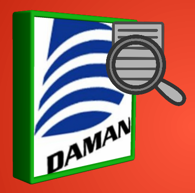 DAMAN SEARCH- screenshot