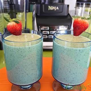 Easy Eats - Tropical Paradise Smoothie.