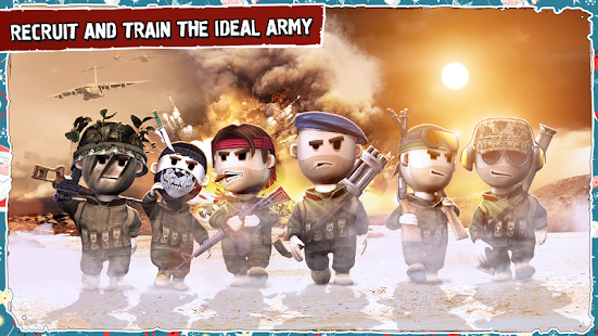 Pocket Troops- screenshot thumbnail
