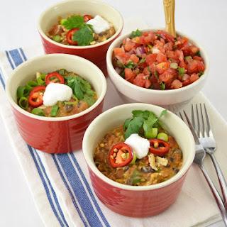 Tamale Bowls [Vegan, Gluten-Free]