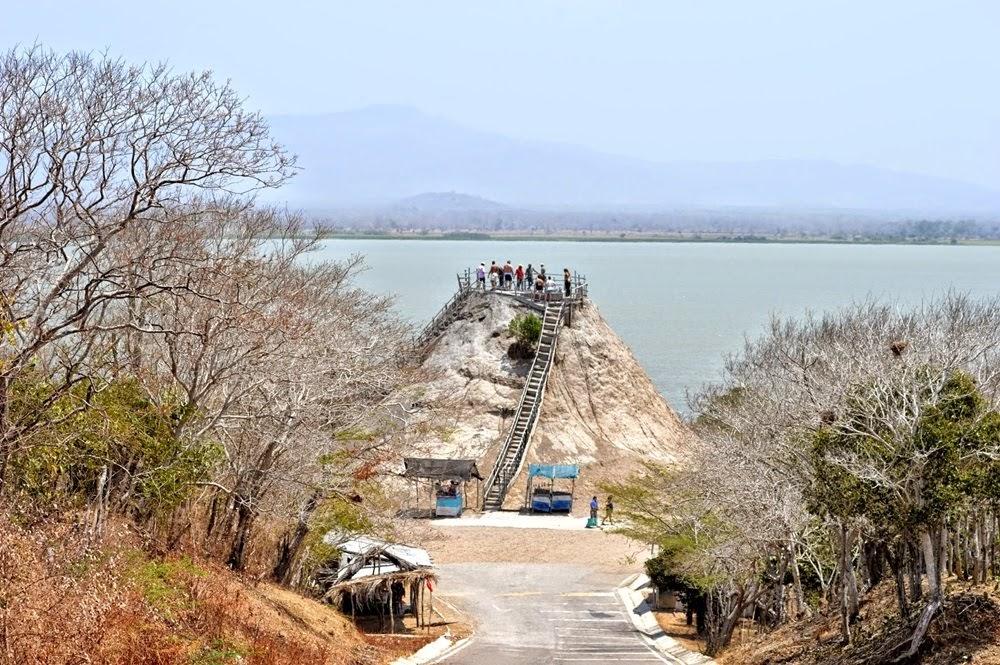 El Totumo, diversão na lama vulcânica